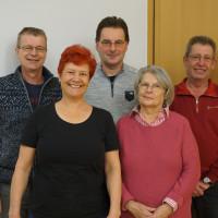 Die Kandidatinnen und Kandidaten der SPD Hohenlinden